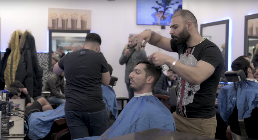 How Liberrex is a helping a busy barbershop in London