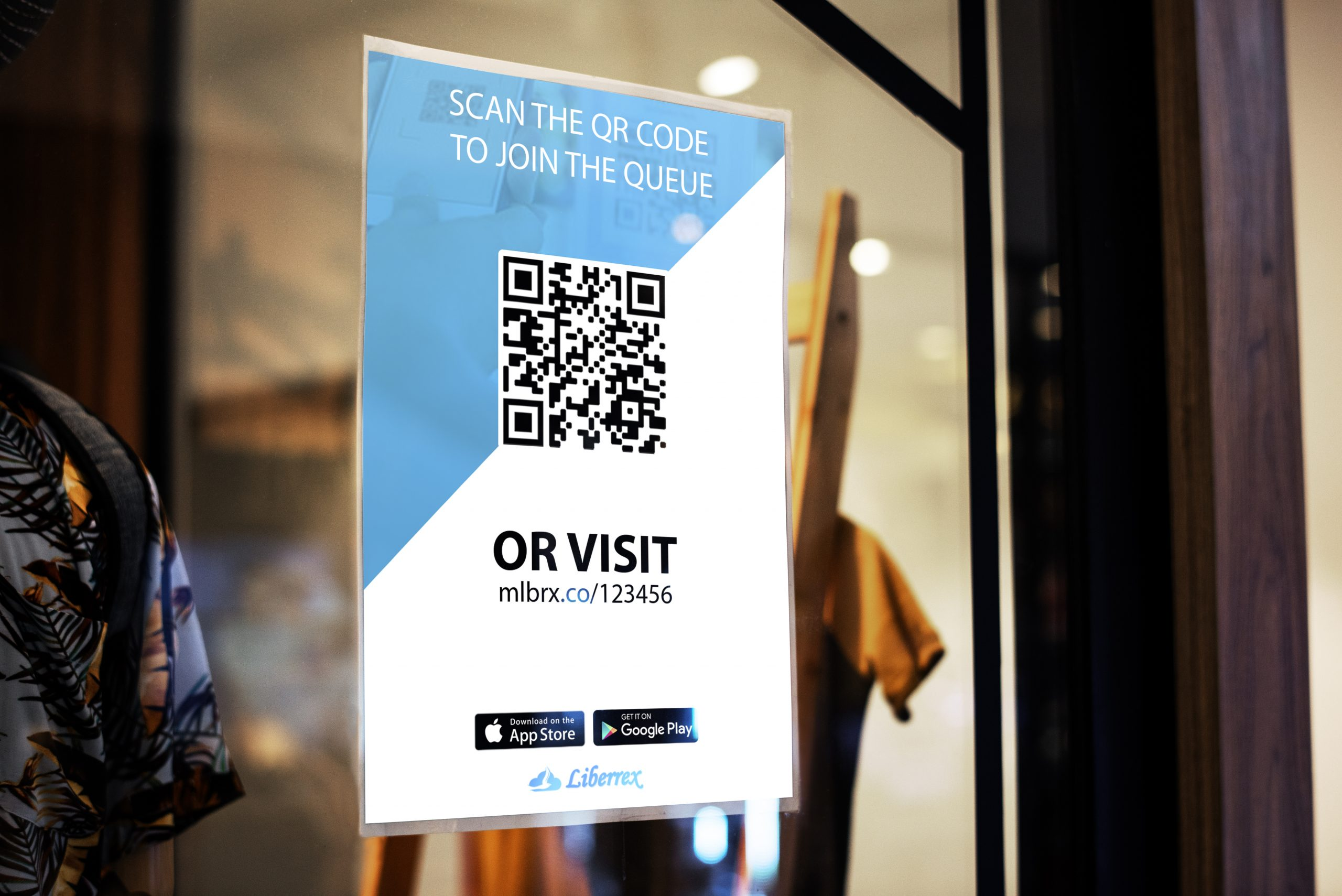 Sound & Safe – Touchless Check-In experience with QR Code scanning