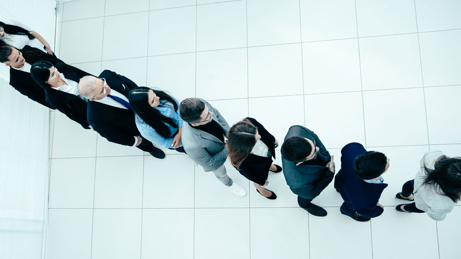 Why using virtual queue management systems?